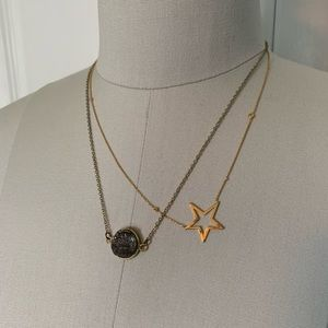 Charming Charlie | 2 Necklaces | Gold